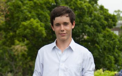Benedict Roemer '15 – Raising Awareness for Youth Justice